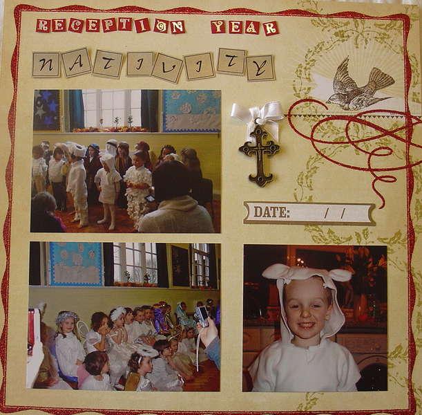 Reception Year Nativity