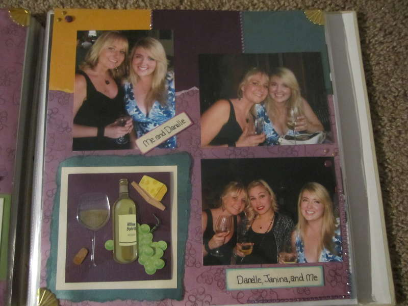 Wine Bar Birthday (Second Page)