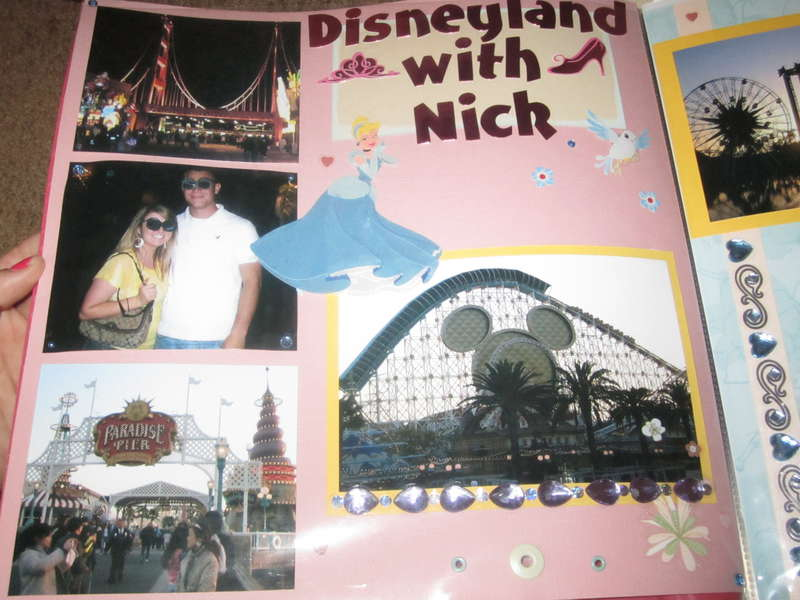 Disneyland with Nick (Page 1/4)