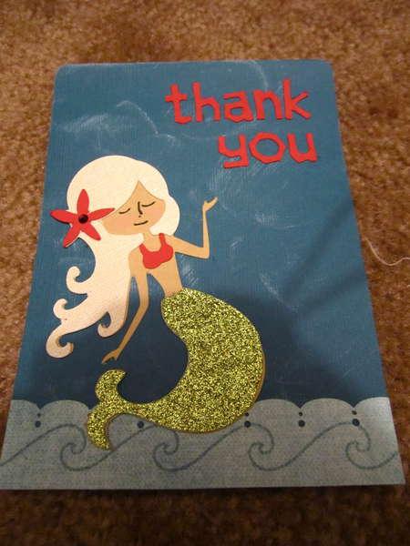 Mermaid Thanks