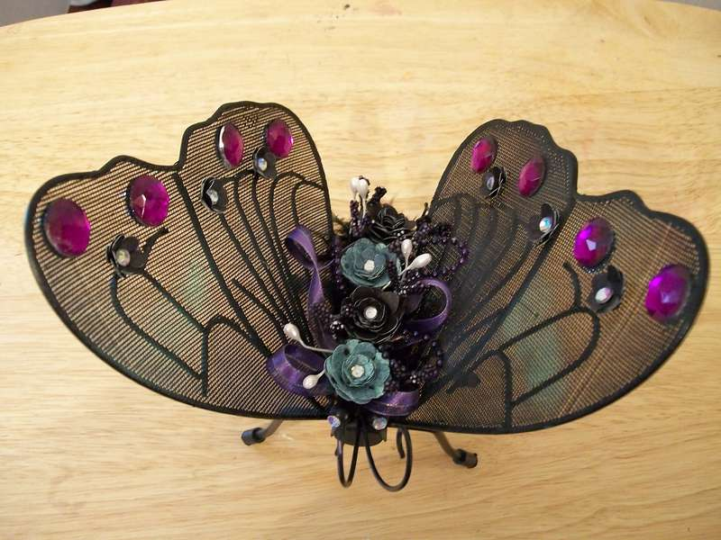 altered butterfly