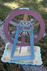 3D Ferris Wheel by Alicia Barry