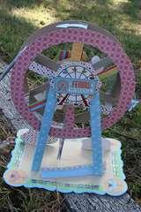 3D Ferris Wheel by Alicia Barry