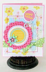 Happy Easter by Nancy Burke