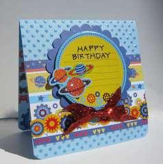 Happy Birthday by Teresa Horner