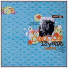 13 years by Katarina Damm