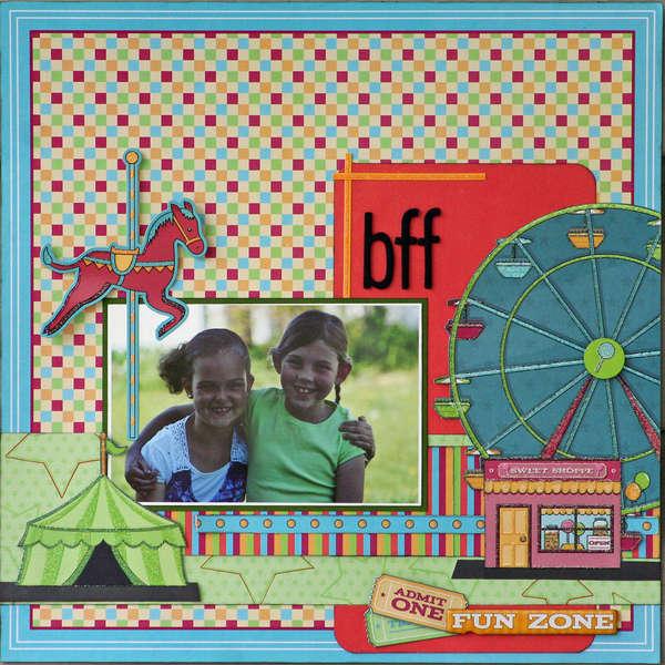 """""""BFF"""" by Liz Chidester"""
