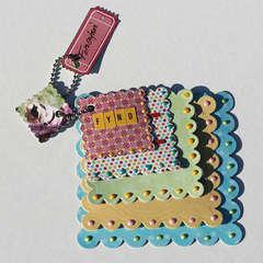 Spellbinders Mini by Petra Offrell