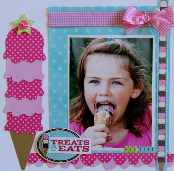 """""""Treats & Eats"""" by Jodi Wilton"""