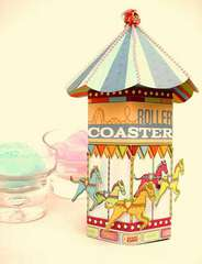 Carousel Gift Box by Sandy Ang