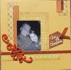 *Dad & Daughter