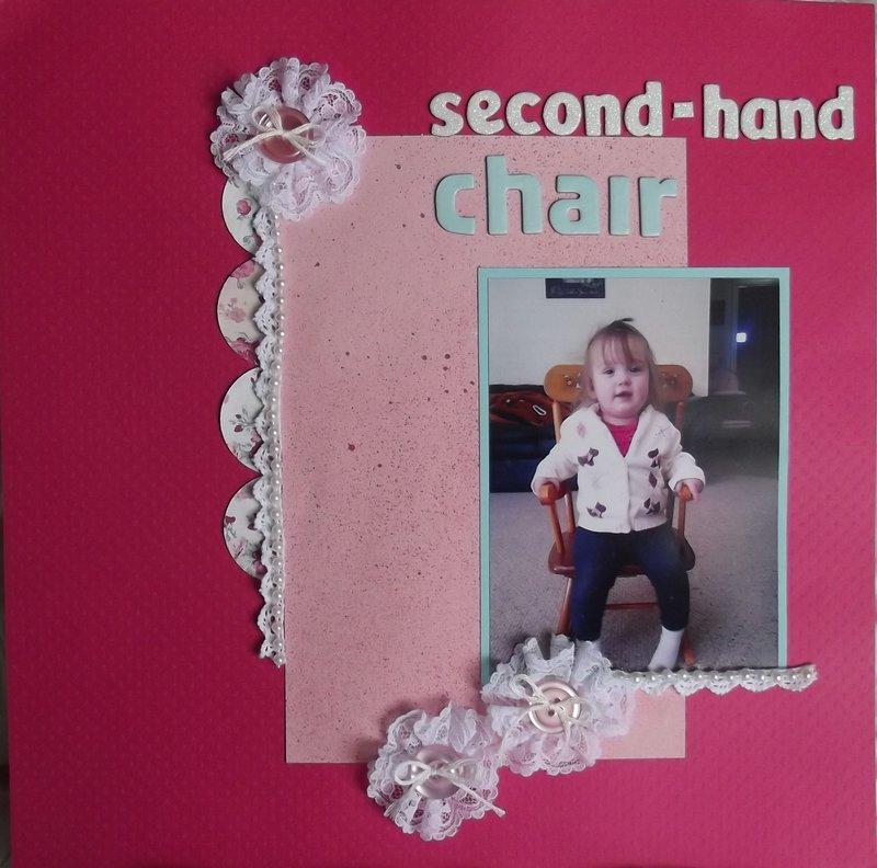 second-hand chair