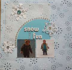 *Snow Much Fun