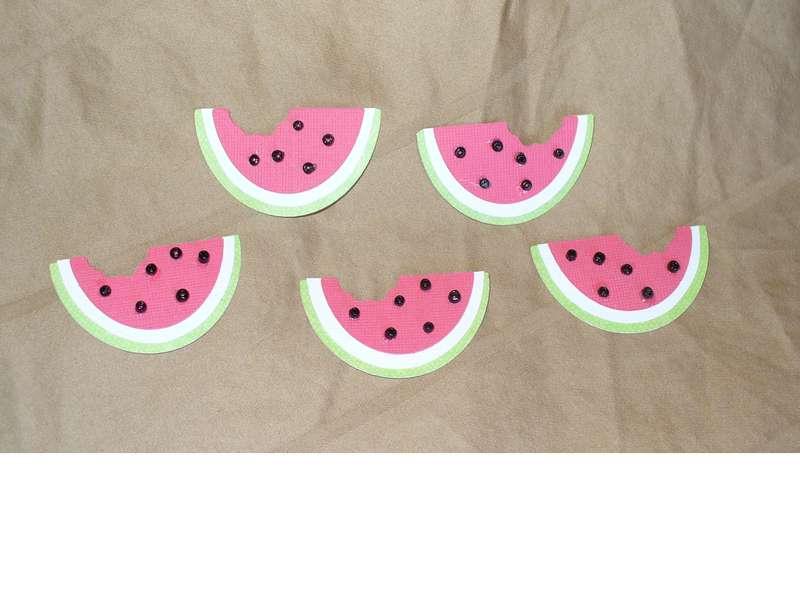 Watermelon Inchies