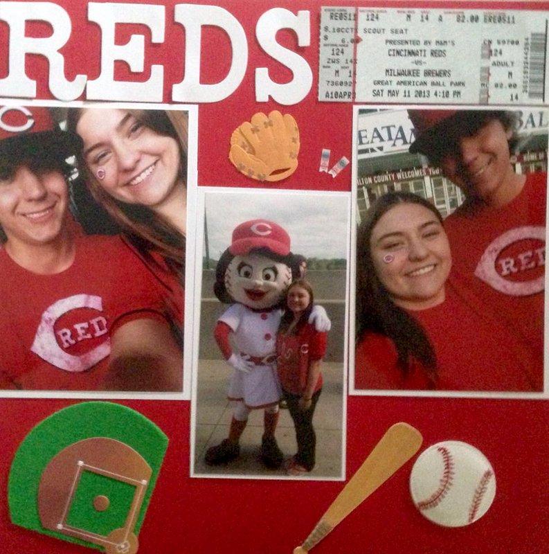Cincinnati Reds Game 2013
