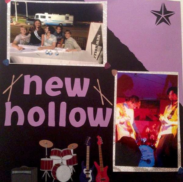 New Hollow Concert
