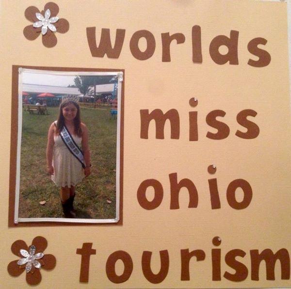World's Miss Ohio Tourism