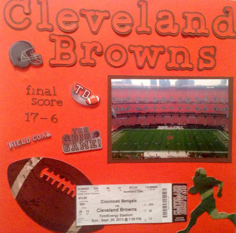 Browns Game Part 1
