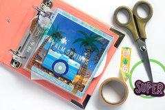 Palm Springs Minibook