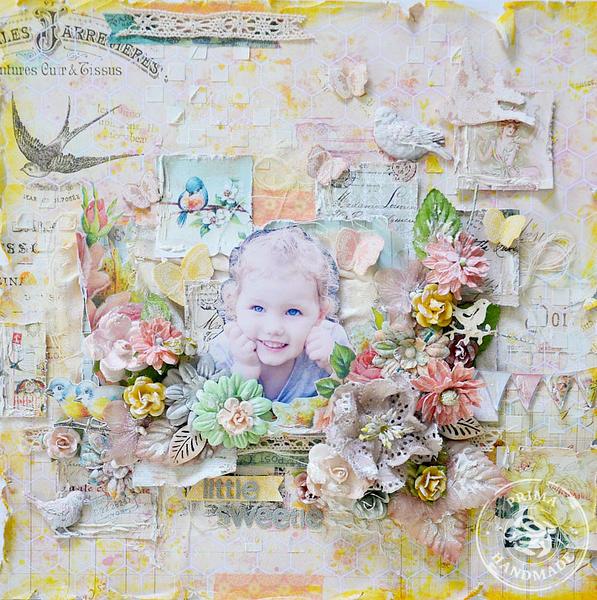 Little Sweetie *CHA Prima Divine*