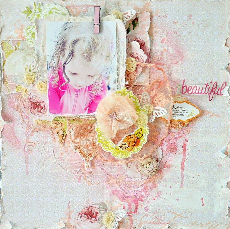 Beautiful *C'est Magnifique May Kit*