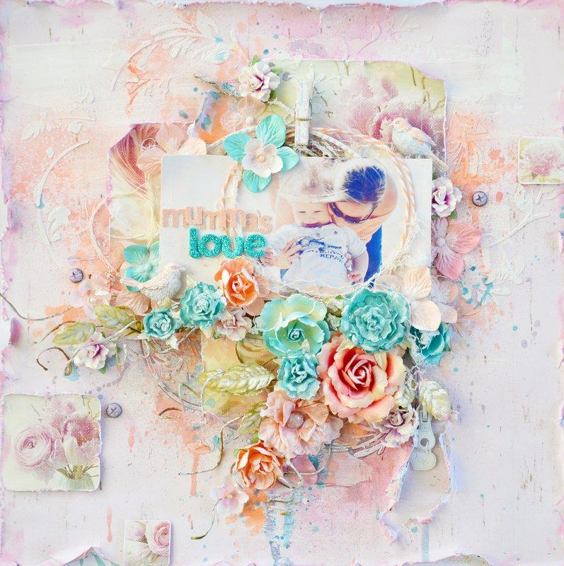 Mumma's Love *Paperhaus cover*
