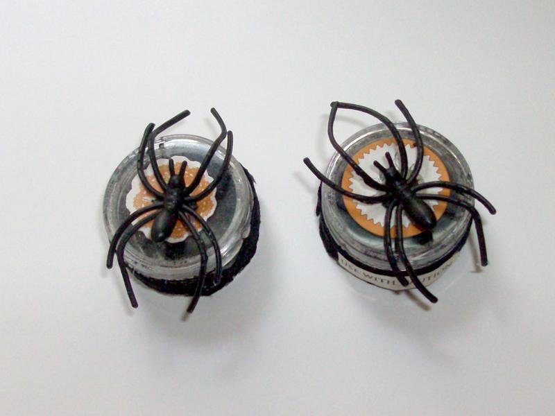 Spider Potion Pots