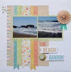 The Beach at Bandon