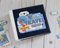 Travel mini album