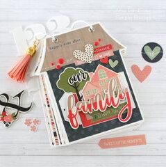 Family mini book