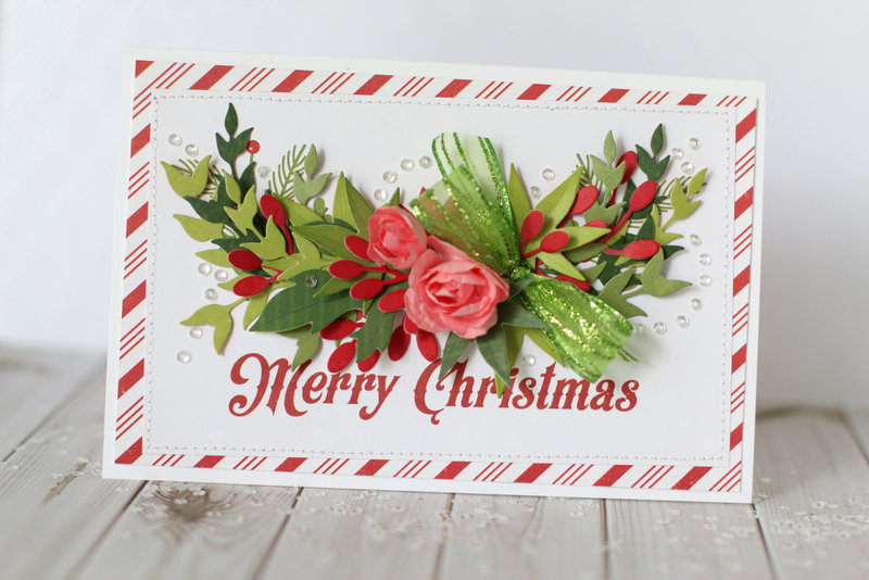 Echo Park Christmas card