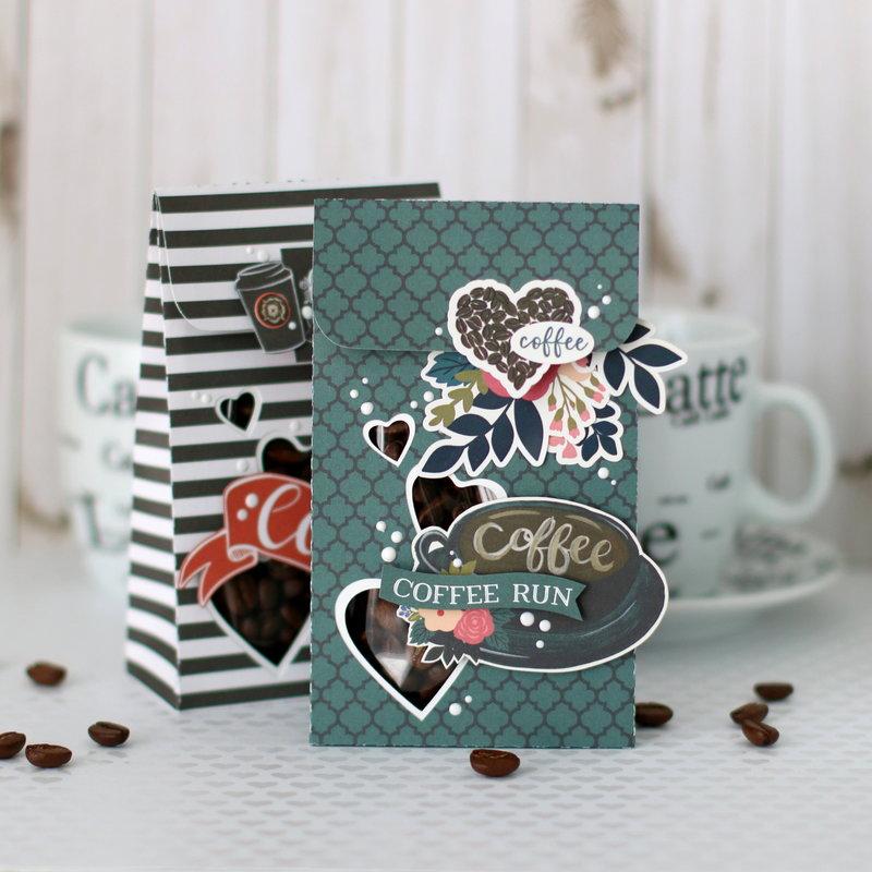 Coffee gift bag