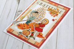 """Carta Bella"" Gratitude card"
