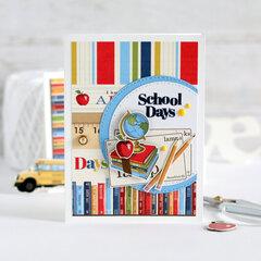 School Days cards