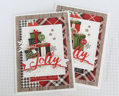 "Carta Bella ""Christmas Delivery"" cards"