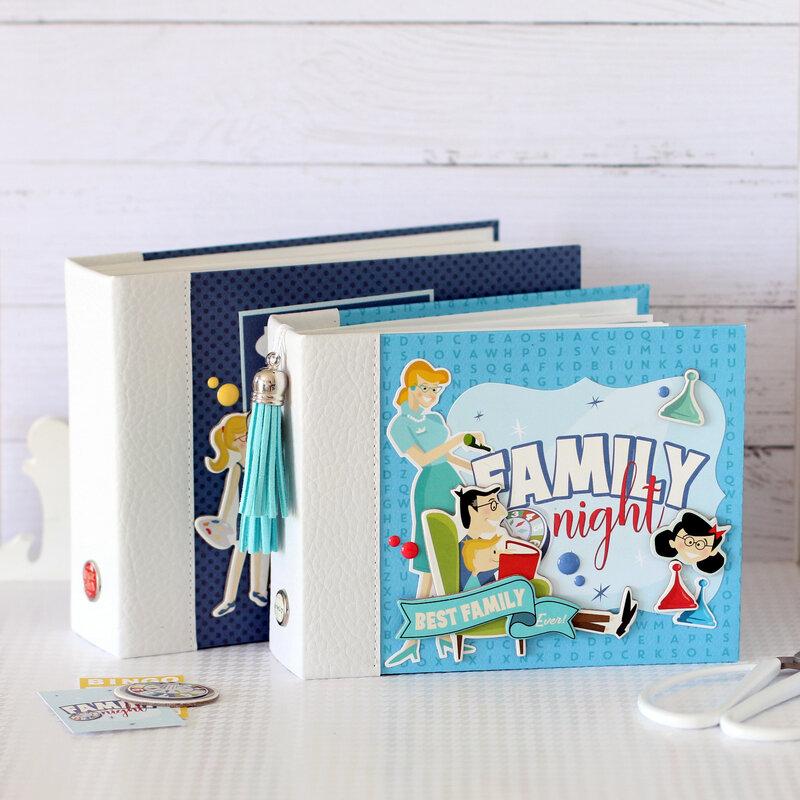 Family Time Mini Book