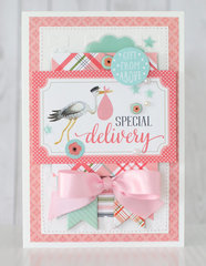 Carta Bella baby card