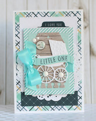 """""""Little one"""" card"""
