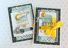 Carta Bella Baby card