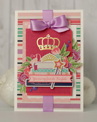"""""""Once Upon a Time Princes"""" card"""