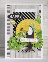 "Echo Park ""Summer Fun"" card"