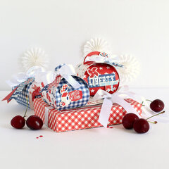 4th of July gift set