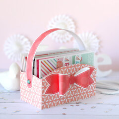 A Gift Box with Cards