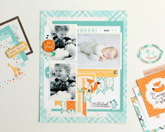 Baby layout