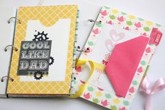 Echo Park paper journals for kids
