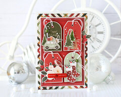 Card with tags