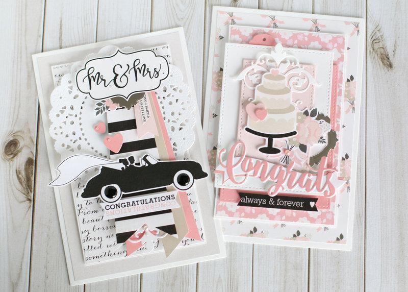 "EP ""Wedding Bliss"" Card"