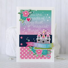 Card for a Little Princess