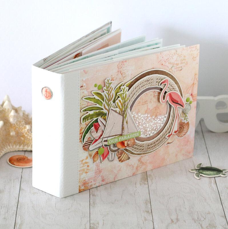 Coastal Mini Book