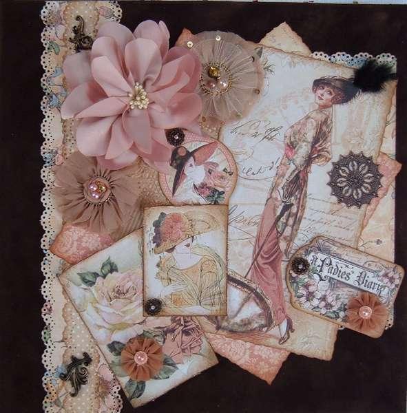 """ A Ladies Diary """